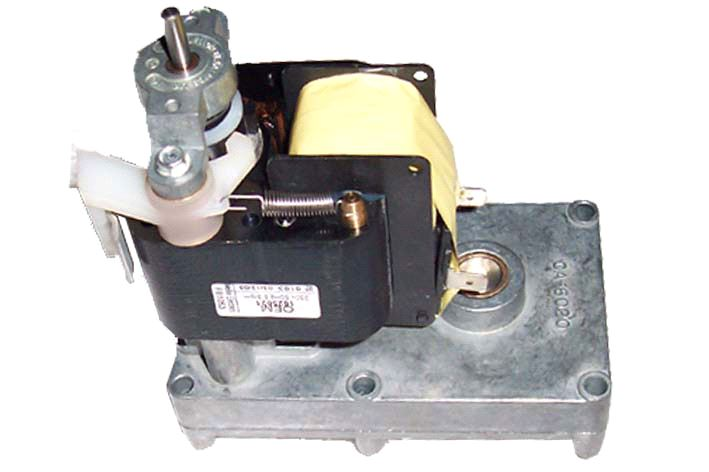 Motor for pelletskrue 1,5 -2m TB mini